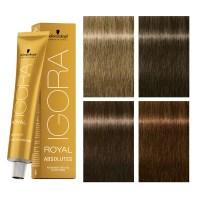 Age Defying Color: IGORA ROYAL ABSOLUTES Expands ...