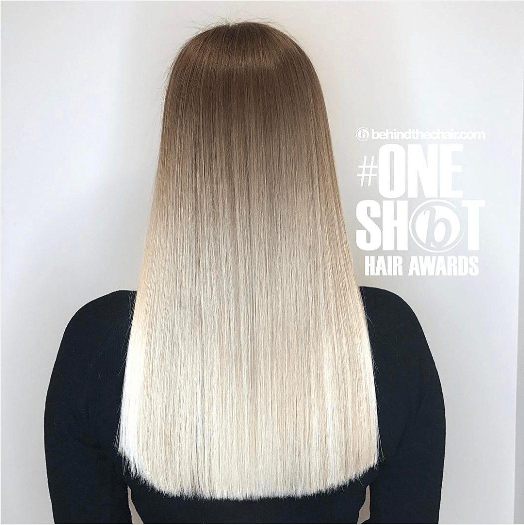 Behind The Chair Ombre Hot Shot Ombre Finalists 2017 Behindthechair