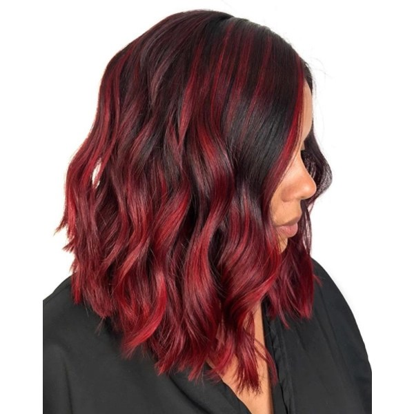 Quickie Vibrant Red Retouch Behindthechair Com
