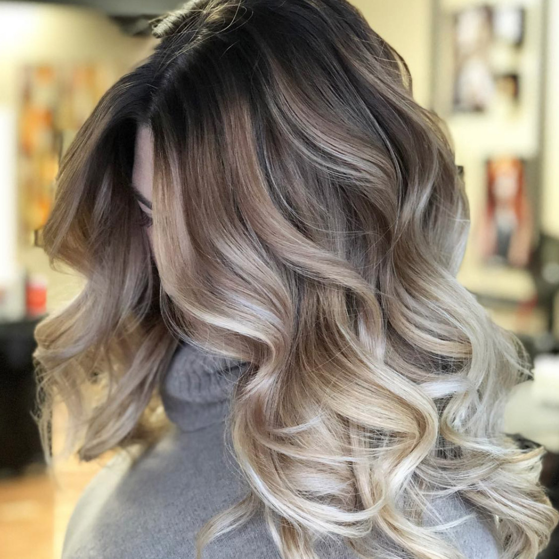Behind The Chair Ombre Toning For Balayage And Highlightswhat You And Your