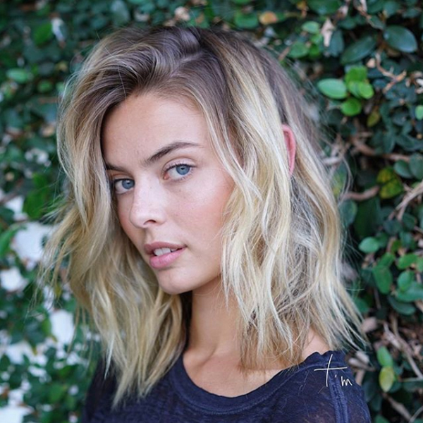 Styling Undone Waves With Hot Tools Pro Marcel Iron Finished Look