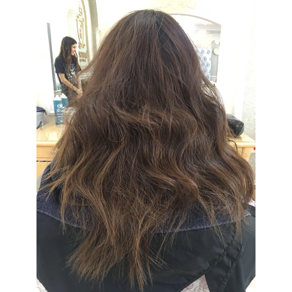 balayage brunette biancacolour brown hair rich haircolor