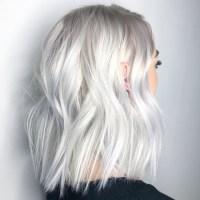 Clear Platinum-White Blonde Haircolor Formula ...