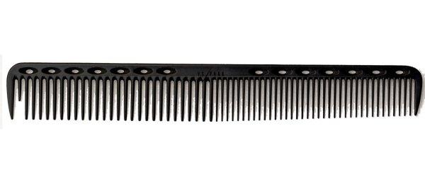 Y.S. Park 339 Metal (Aluminum) Comb