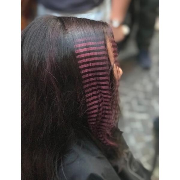 Davines Imprinter Angelo Seminara Imprinting Haircolor 2018 World Wide Hair Tour