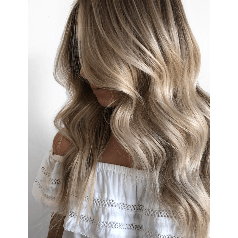 Farhana Premji WellaPlex Wella Professionals Farhana Premiji Creamy Cool Blonde Color Formulas Application Steps BLONDOR