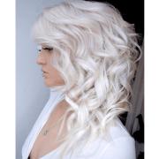 platinum baby blonde
