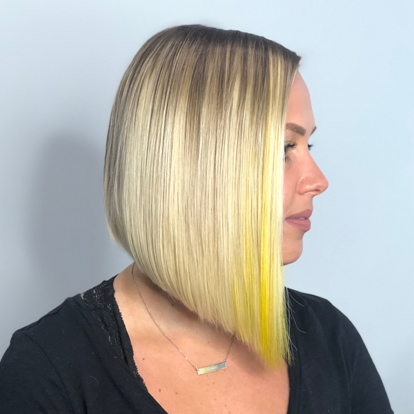 3 Tape In Extension Mistakes On Short Hair Behindthechair