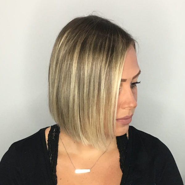 3 Tape,In Extension Mistakes On Short Hair , Behindthechair.com