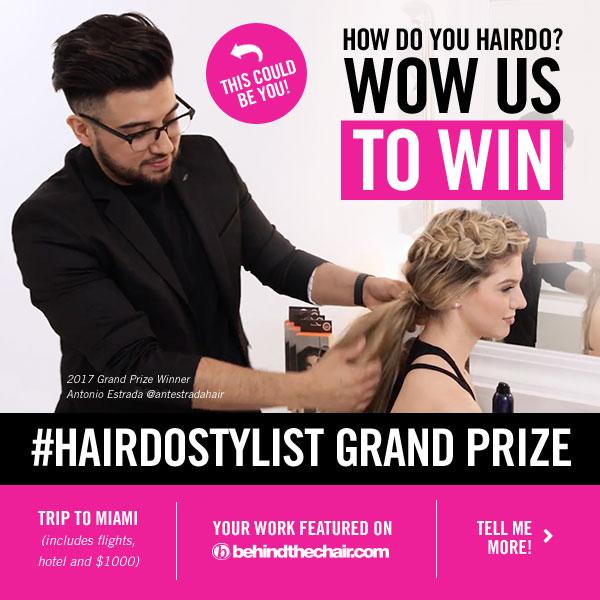 Hairdo Stylist Contest BTC banner 2018