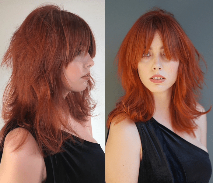 copper red color formula products techniques video how to