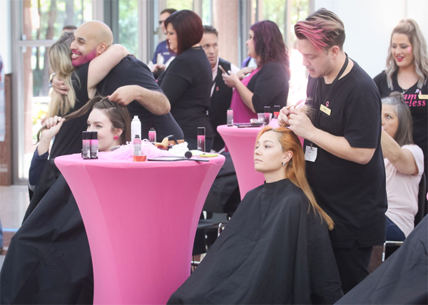 jcpenney salons breast cancer awareness support