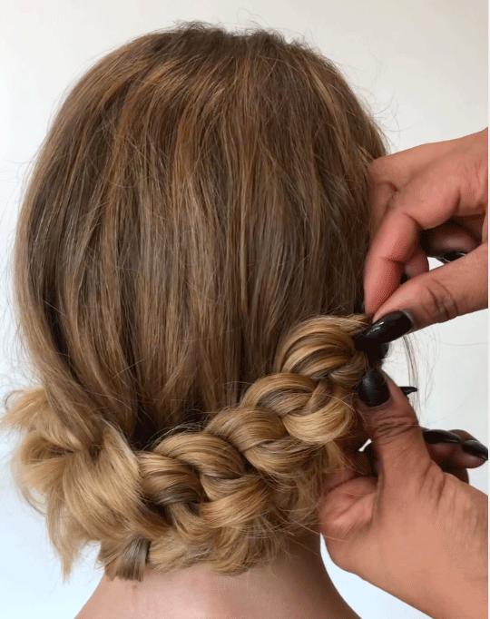 braid, how-to, loop braid