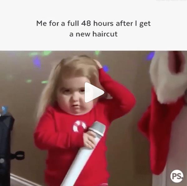 Behindthechair.com's funniest Instagram videos.