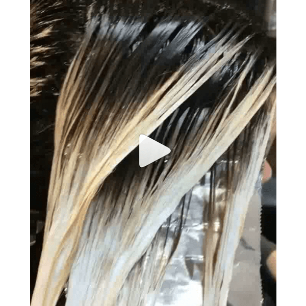 The Top Balayage Quickie Hairstyle Tutorials From Behindthechair.com's Instagam.