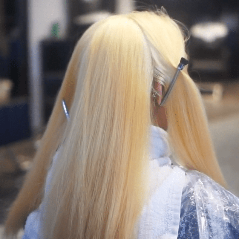 Jeffrey Robert @jeffreyrobert_ Black To Silver Hair Transformation How To Color Steps