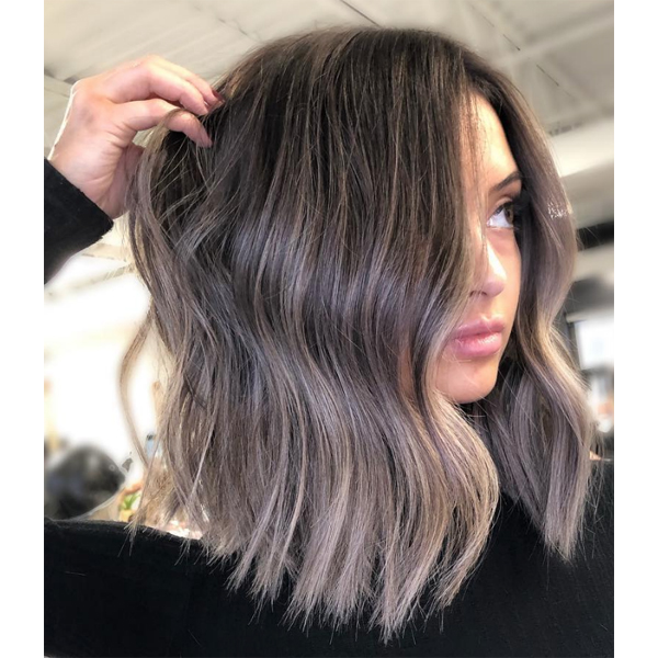 Revlon Professional Giancarlo @gianhair Cool Toned Ashy Brunette Haircolor Formula How To After