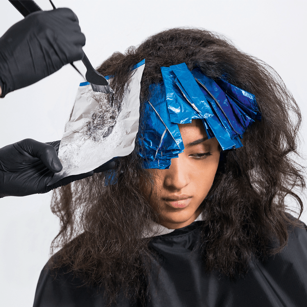 Wella Professionals How To Permanent Color Curly Hair Amber Rich Brunette