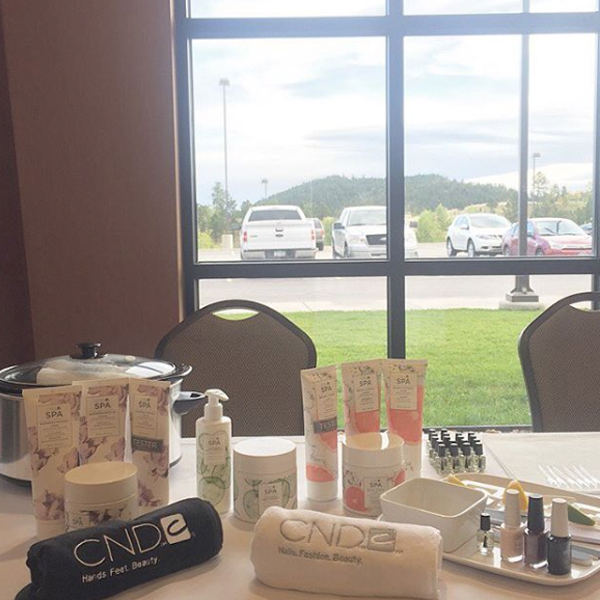 nail services in salons manicure services salon owners cnd