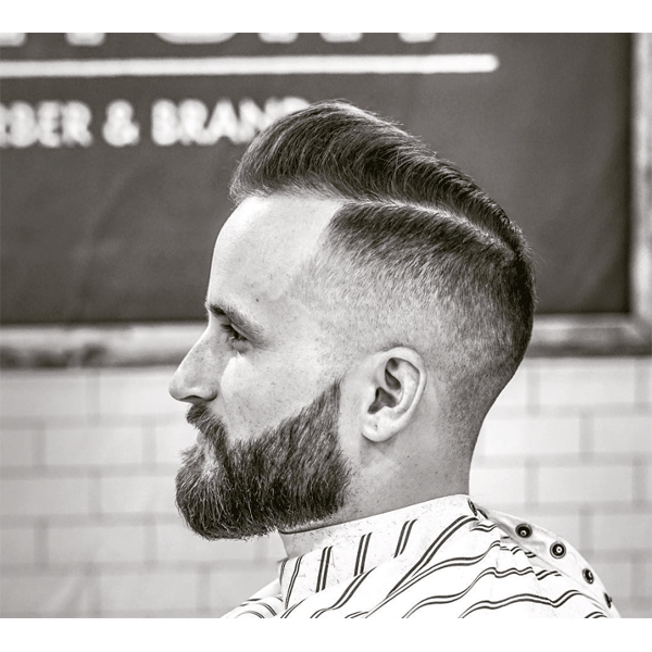 Your Complete Barbering Guide To Clean Fades Behindthechair Com