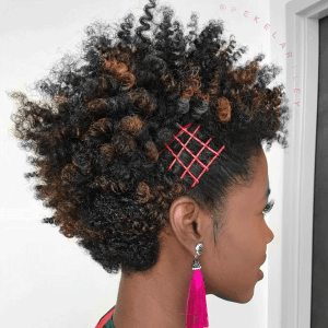 natural hair, hairstyle, natural curls