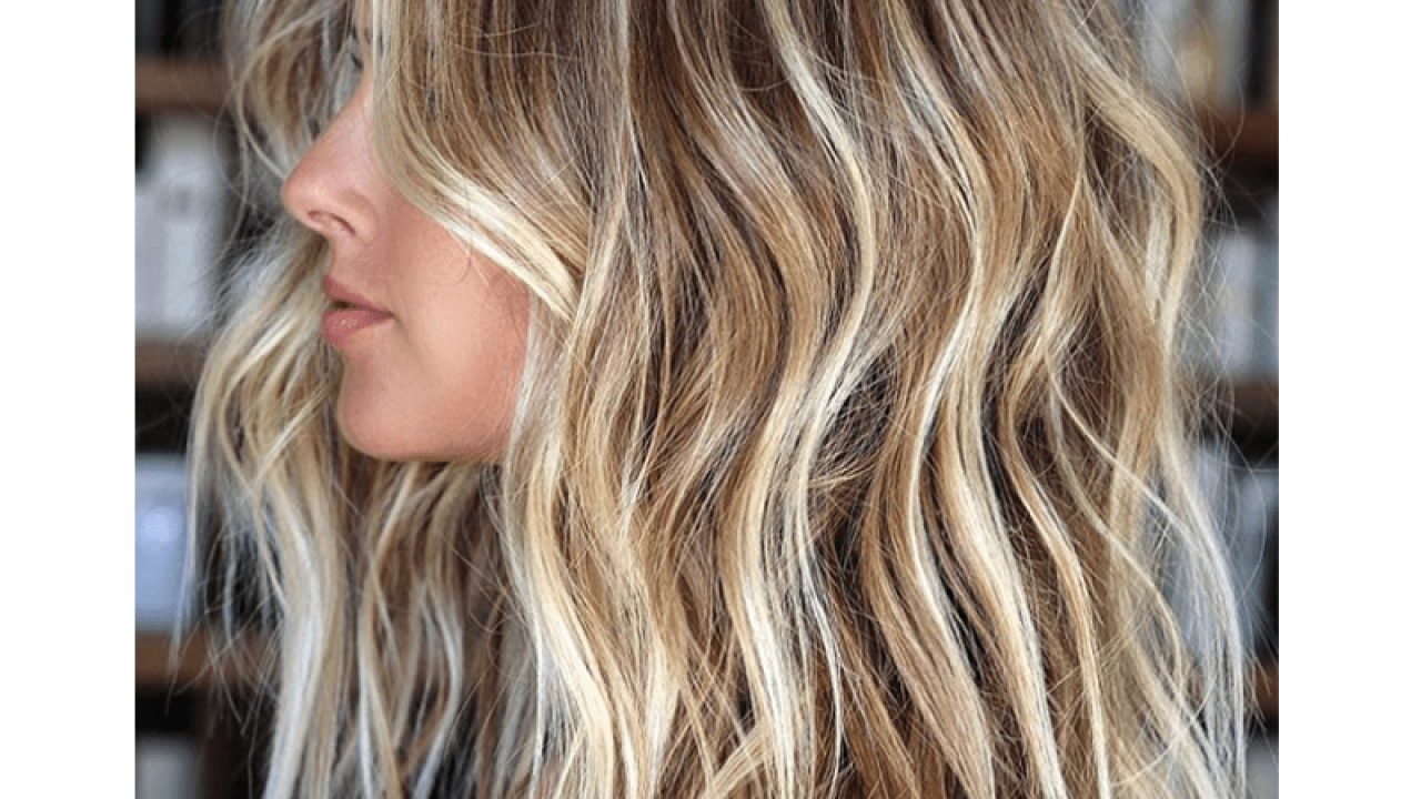 3 Styling Tips For Beachy Balayage Behindthechair Com