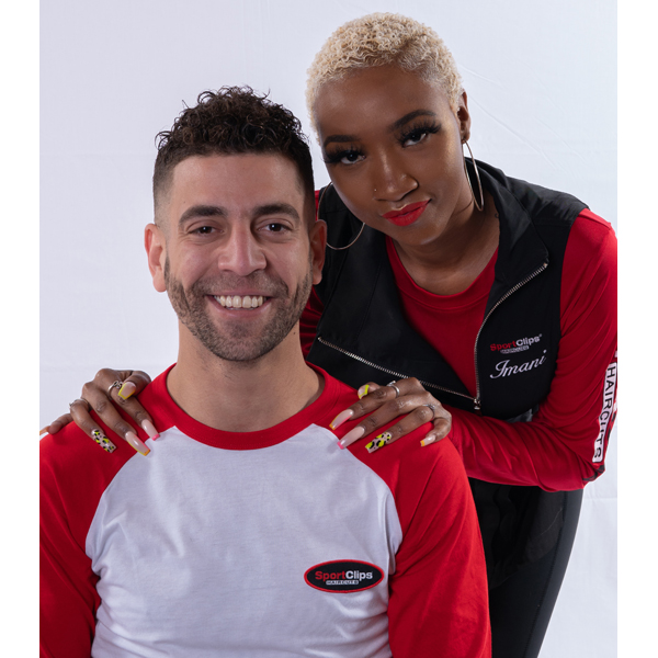 Sport Clips National Huddle Find Out Who Won The 2019 The Look Competition News Imani Jones