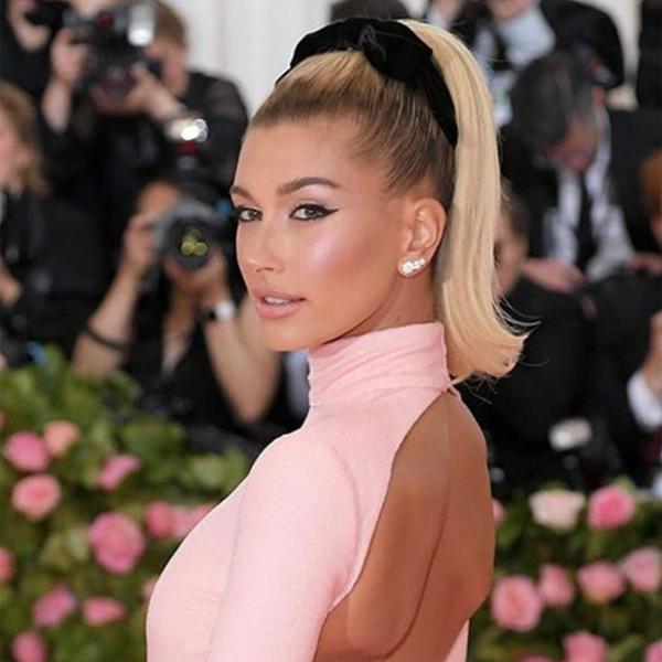 Ryan Pearl @ryanpearl23 Hailey Bieber Beachy Blonde Haircolor Formula Met Gala 2019 How To Redken