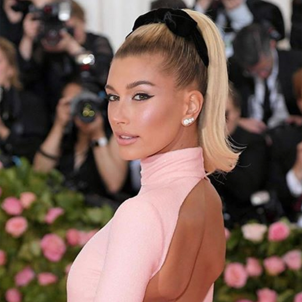 Ryan Pearl @ryanpearl23 Hailey Bieber Beachy Blonde Haircolor Formula Met Gala 2019 How To Redken