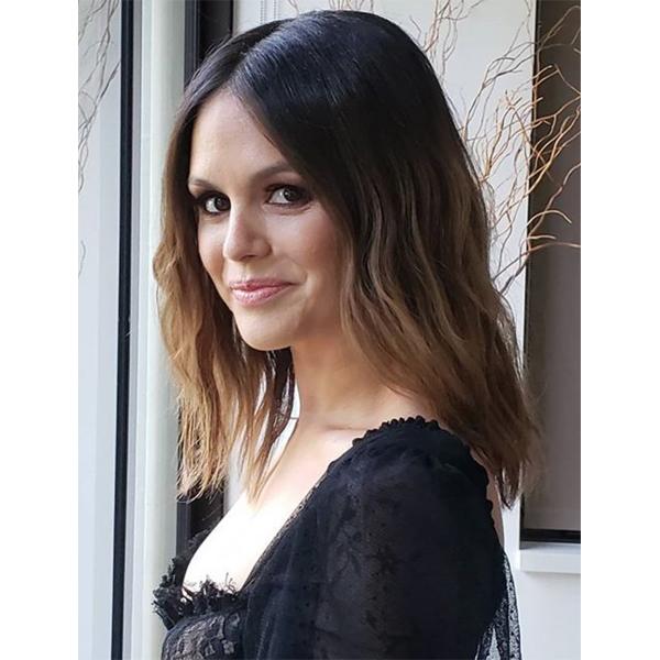 Golden Globes 2020 Cassondra Kaeding @ckaedingcolor Rachel Bilson Hair Color Formula Soft Brunette Dimension