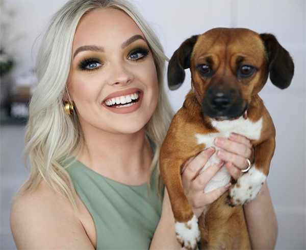 Green Gold Makeup Looks For St. Patty's Day MUA Beauty Influencers