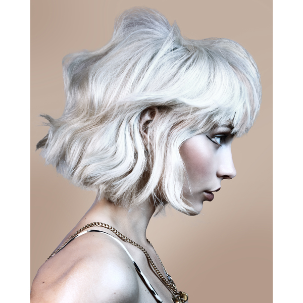 Daniele De Angelis London Hairdresser Of The Year 2020 Collection TONI&GUY