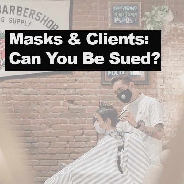 masks-clients-sued