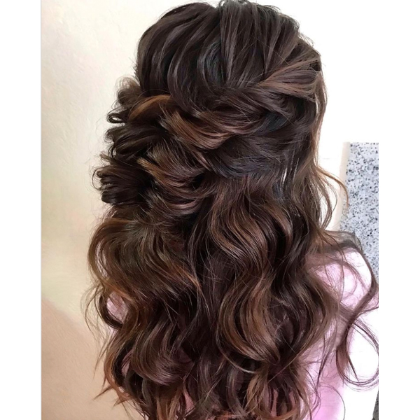 bridal styling cheats and tips for boho braids and updos without frizz or messiness @svglamour sexy hair