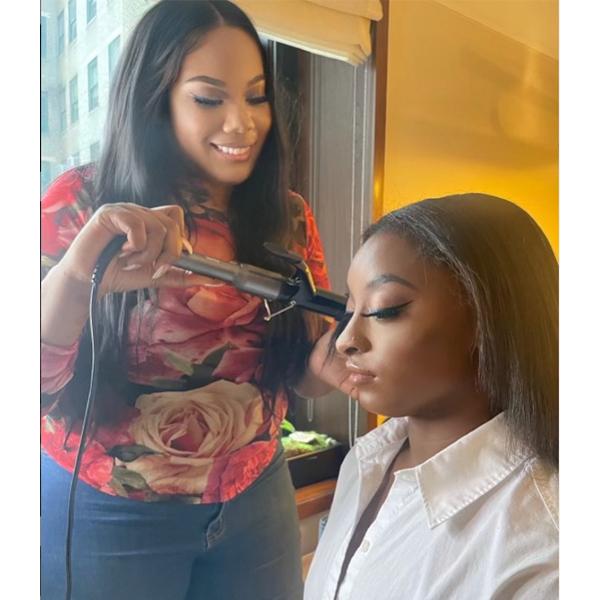 2021 MTV Video Music Awards VMAs best celebrity hair beauty looks simone biles