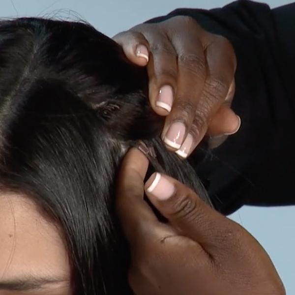 hair extensions mistakes + how to fix them line one hair extensions i-tips