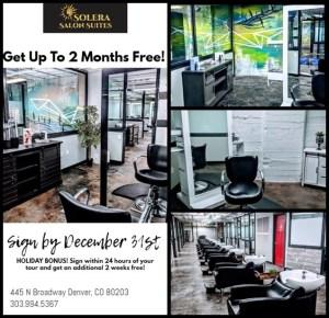 Solera Salon Suites