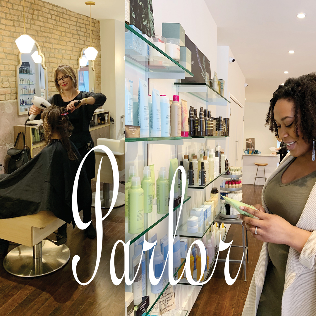 Hair Stylist with experience (Generalist) at PARLOR IN BROOKLYN an Aveda Concept Salon