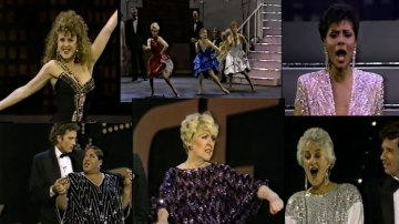 1986-Tony-Awards--Medley--Broadway-Best-Stars