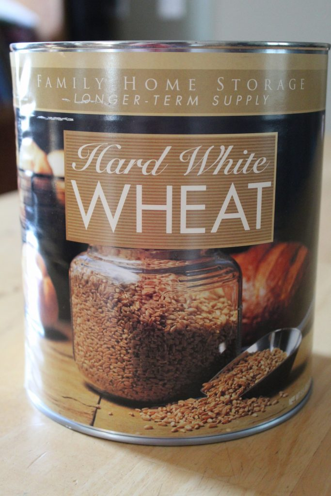 wheat berries kernels