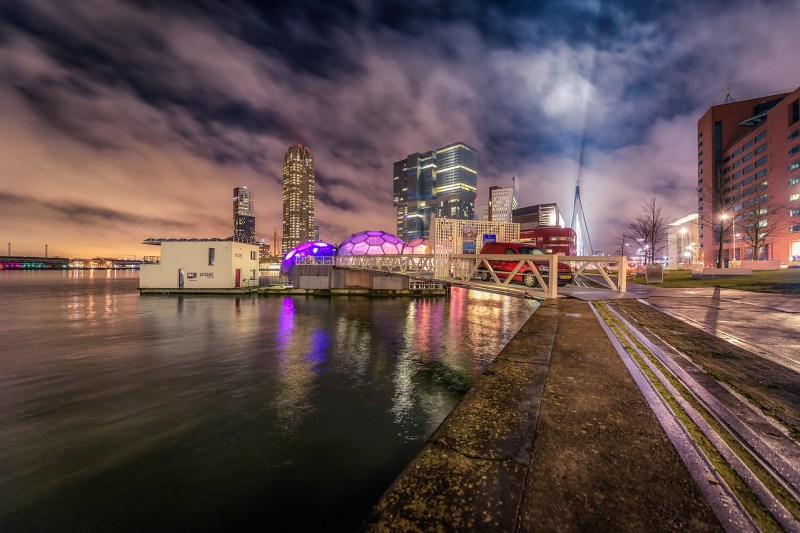 Rotterdam Skyline - Behind The Lenscap