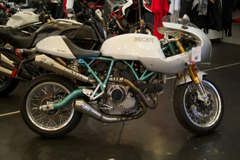 Paul Smart Ducati -  446