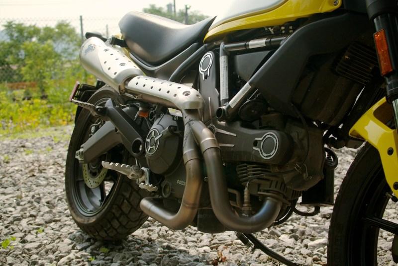 Scrambler Ducati -  1