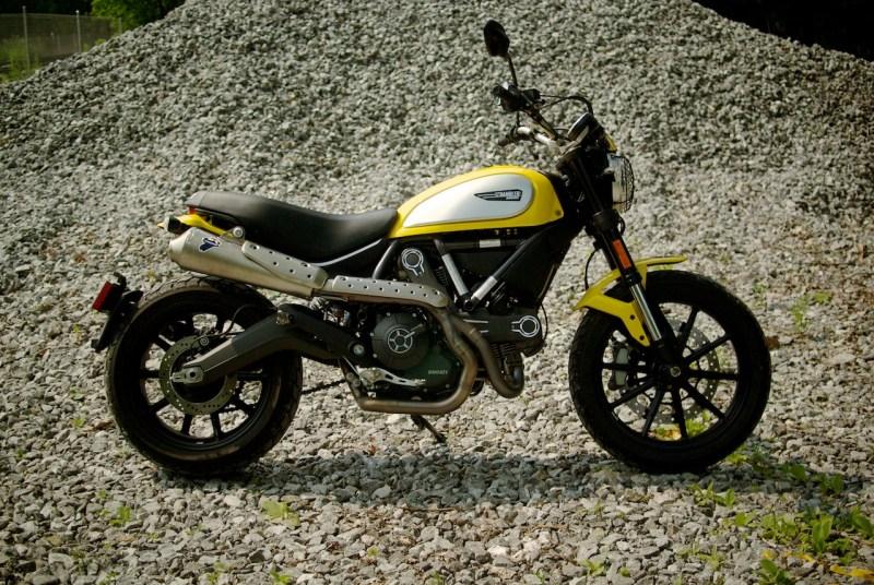 Scrambler Ducati -  2