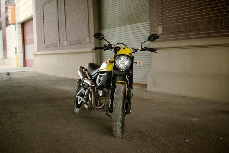 Scrambler Ducati -  36