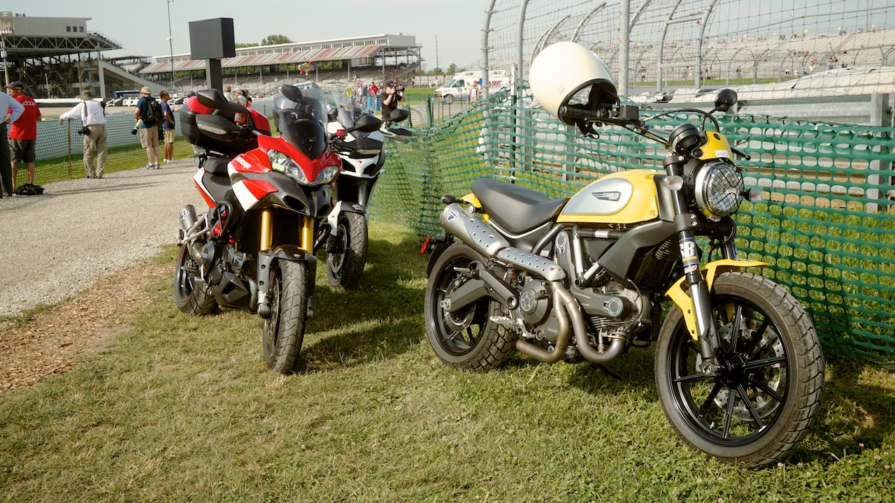 Fast Times w... Ducati Indianapolis Indiana