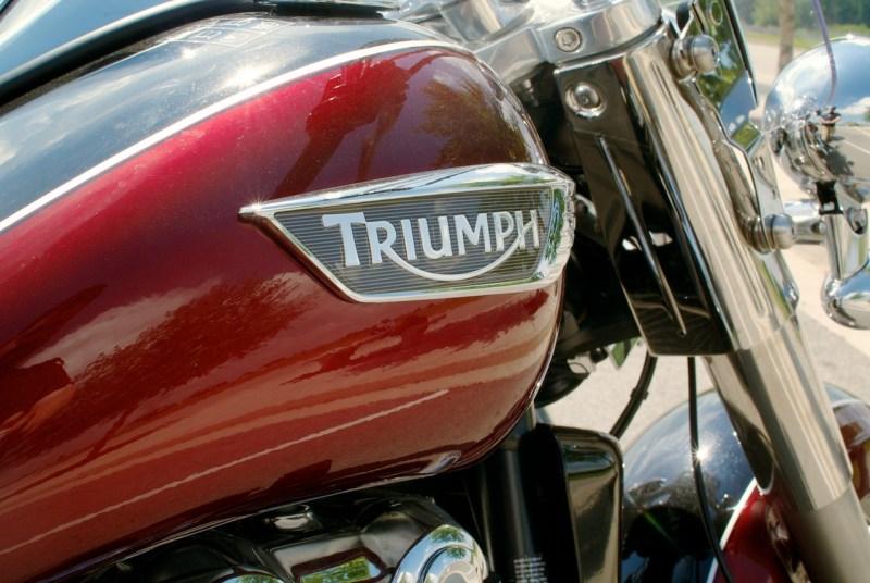Triumph Thunderbird 2015 -  6