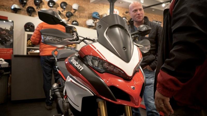 Motoworks New Bike Unveil 10