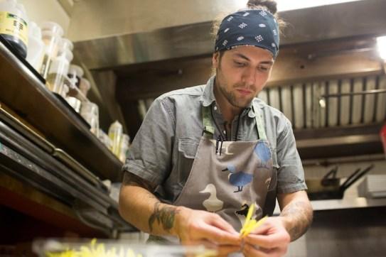 Chef Sam Monsour