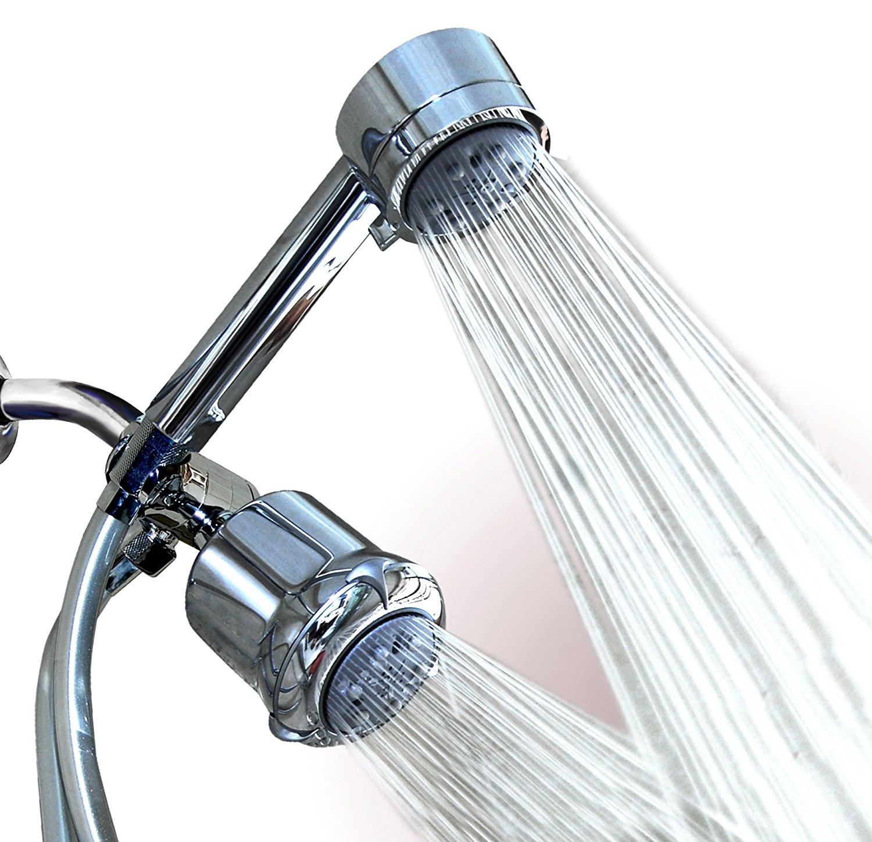 8 Best High Pressure Shower Heads Reviews Behind The Shower
